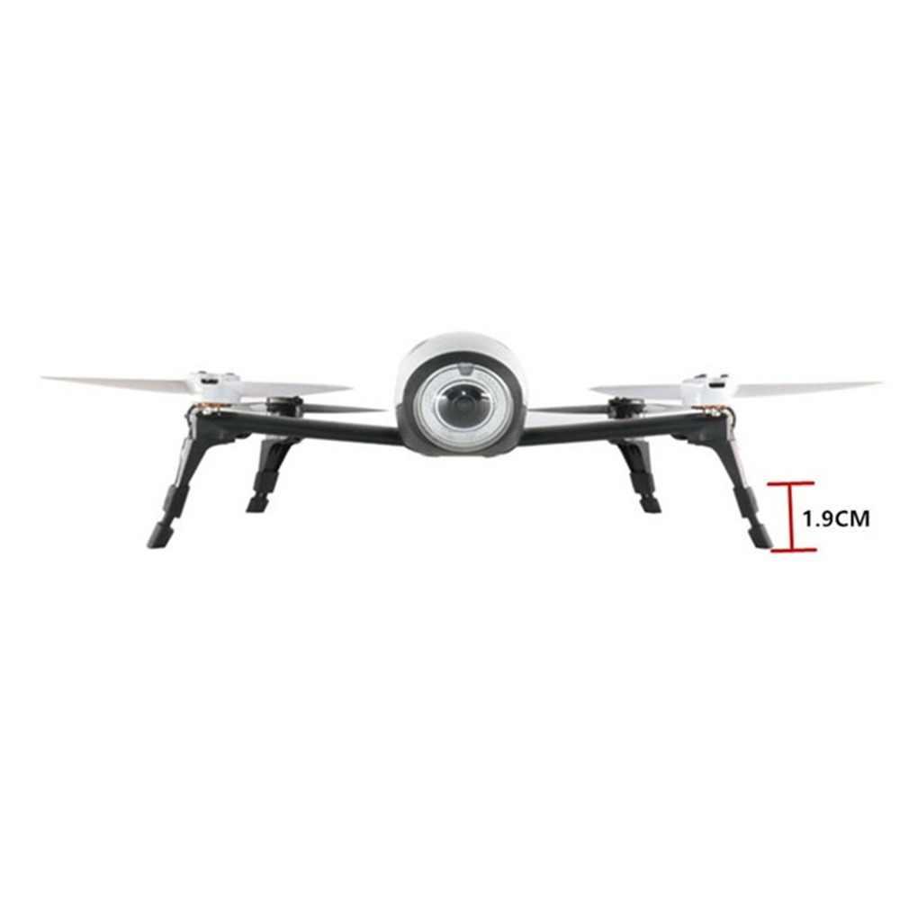 XBERSTAR Rubber Heighten Extender Leg Landing Gear Protector for Parrot  BEBOP 2 FPV HD Video Drone Protective Accessories