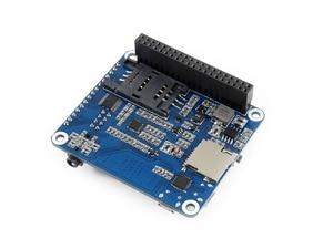 Image 5 - Waveshare 4G/3G/2G/GSM/GPRS/GNSS HAT ahududu Pi sıfır /sıfır W/sıfır WH/2B/3B/3B +, tabanlı SIM7600E H, destek dial up