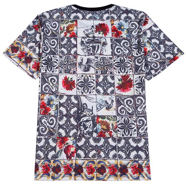 Urban Christian Artistic  Mens Casual T-Shirt