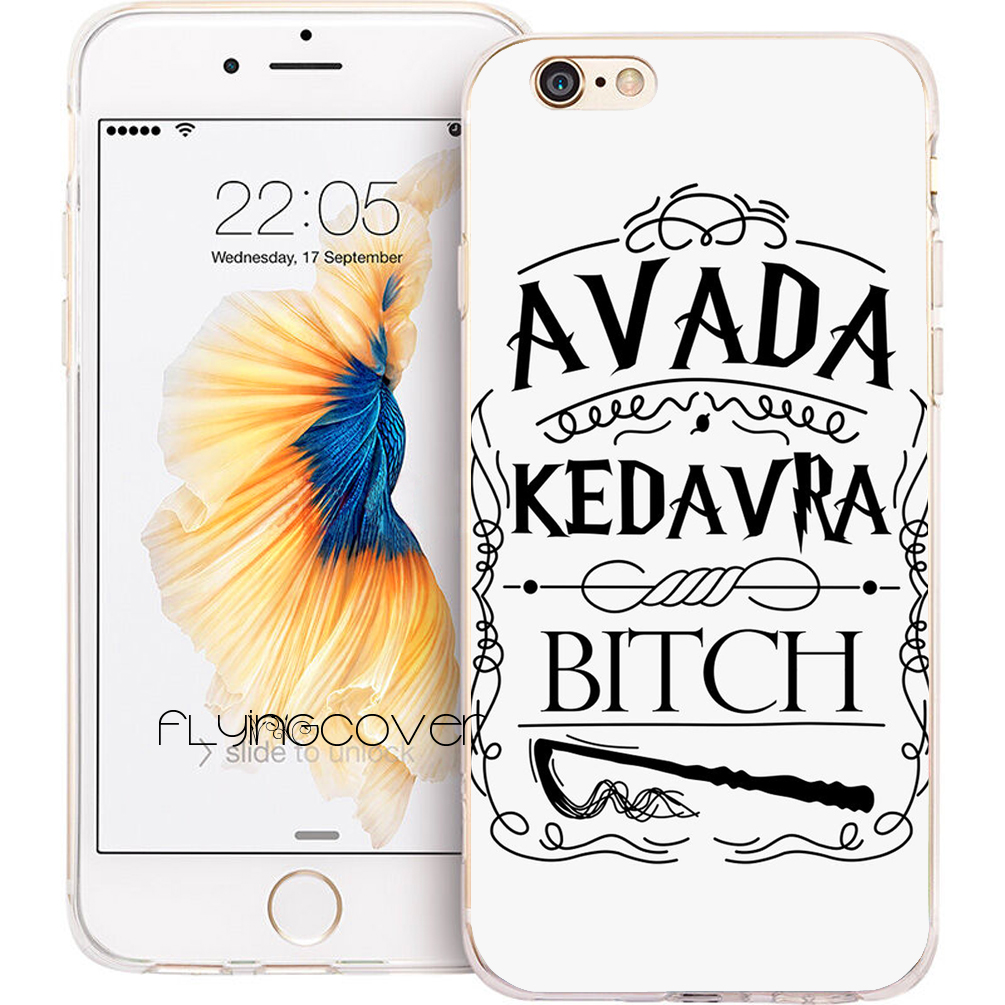 Coque Fundas <font><b>Harry</b></font> <font><b>Potter</b></font> Clear Soft Silicone Phone <font><b>Cases</b></font> for <font><b>iPhone</b></font> XS Max XR X 7 <font><b>8</b></font> 6 6S Plus 5S 5 SE 5C 4S 4 iPod Touch 6 5. image
