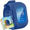 Niños smart watch q50 monitor de gps tracker anti perdido smartwatch relojes electrónica de juguete de regalo de los chrismas para niños chicas chicos turnmeon