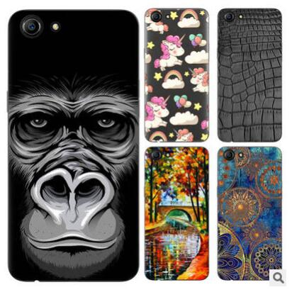 OPPO A83 Case 0.6MM TPU Silicon Soft Pattern Slim Art Design Cartoon Phone Case for OPPO A83 5.7inch