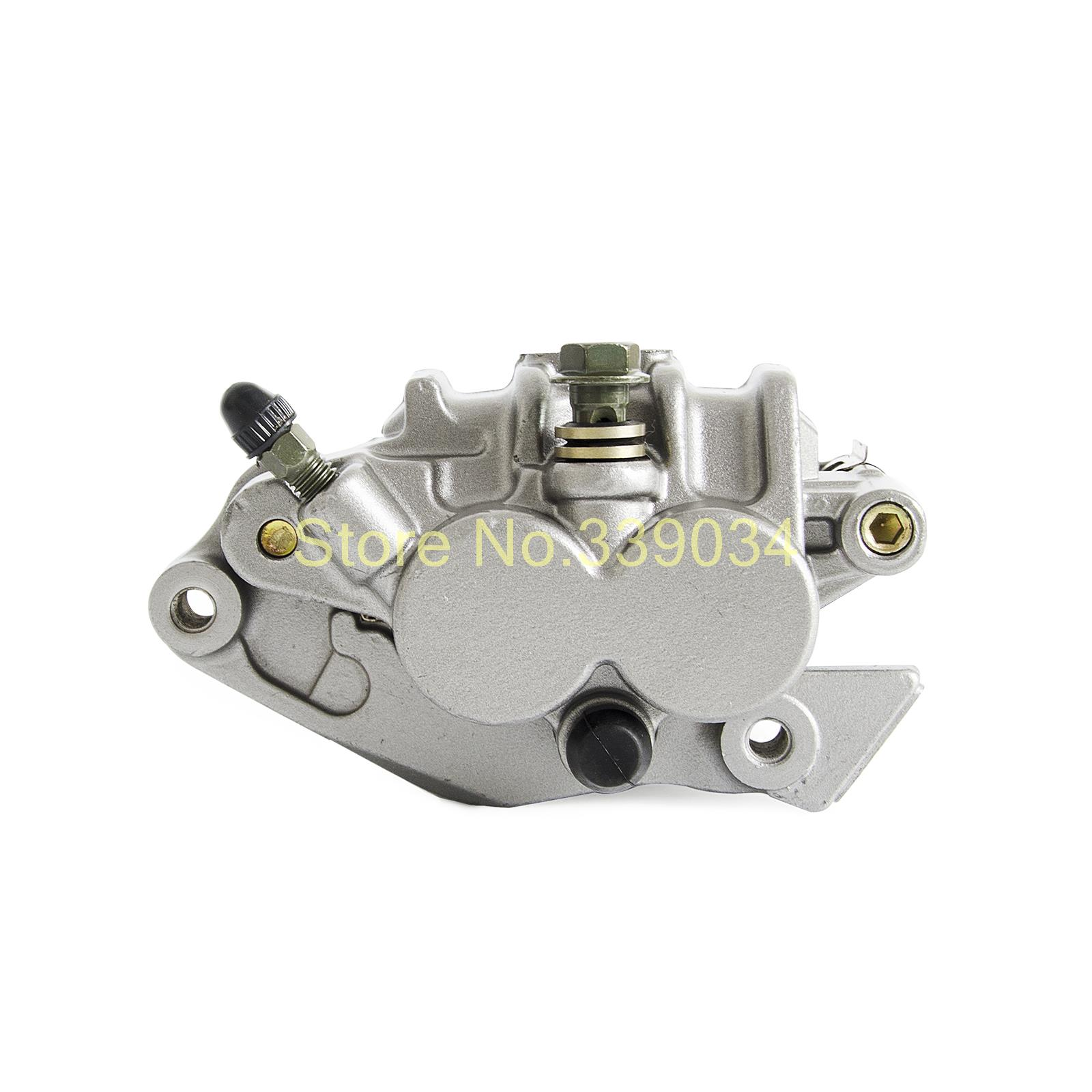 Front Brake Caliper With Pads For Honda CR125R/CR250R 2000 CRF150F 2003-2009 2012-2016 motorcycle front and rear brake pads for honda cr125r cr250r cr500r cr 125 250 500 r 1987 2001