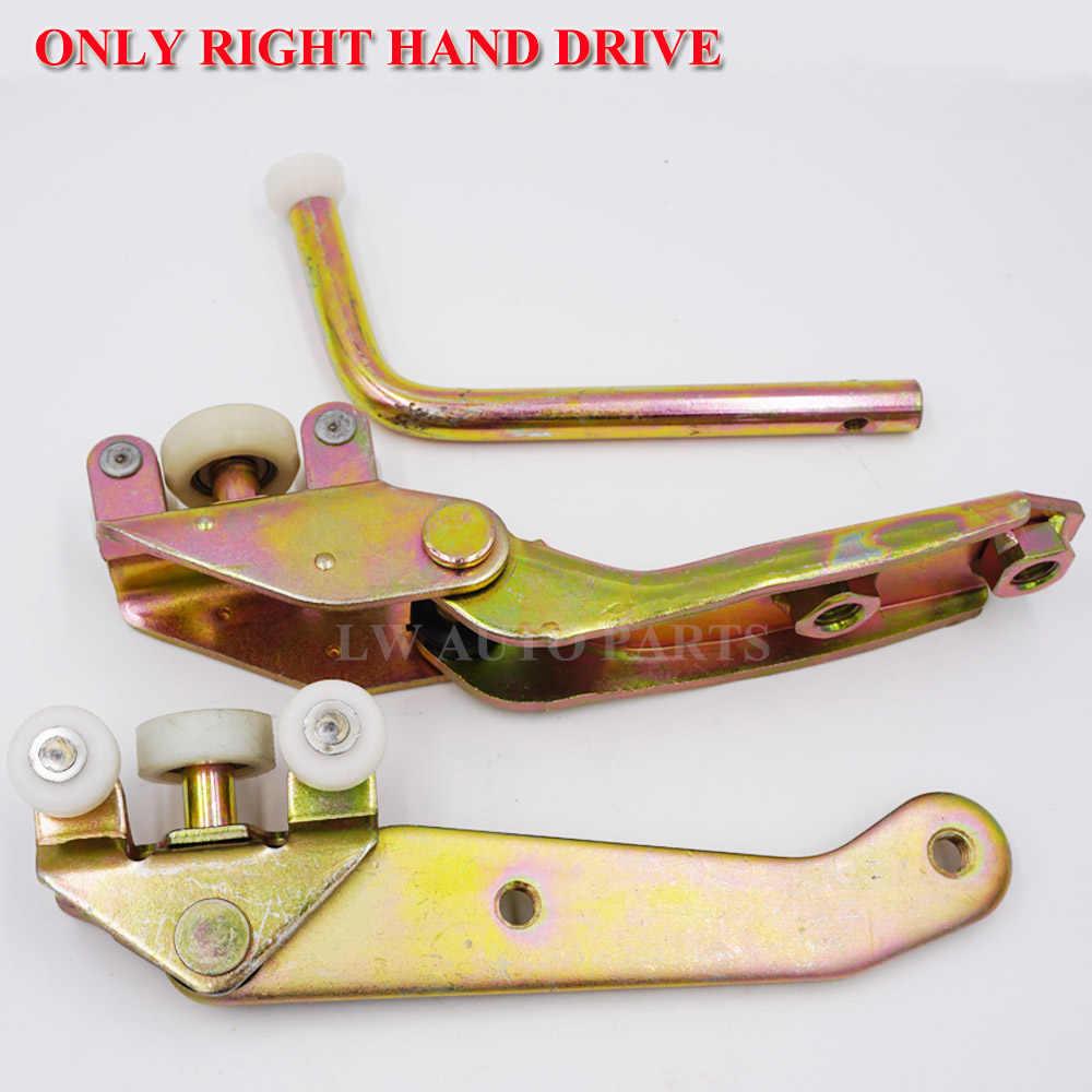 701843405B 701843335A 701843436 SLIDING DOOR LOWER ROLLER For VW TRANSPORTER T4 Left Side