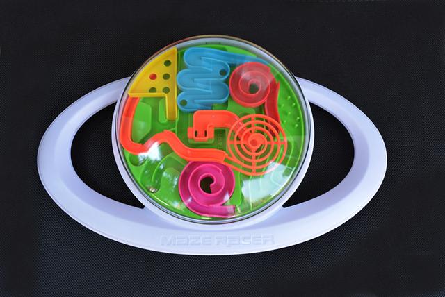 3d bola laberinto tridimensional mágica bola de dirección de Inteligencia adultos juguetes educativos para niños