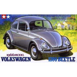Image 2 - 1:24 escala modelo de carro 1300 beetle modelo 1966 tamiya 24136, kits de construção de carro