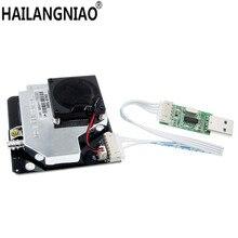 PM sensörü SDS011 Yüksek hassasiyetli lazer pm2.5 hava kalitesi algılama sensörü modülü Süper toz toz sensörleri, dijital çıkış