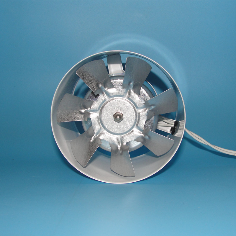 100mm exhaust fan for kitchen, AC220V pipeline fan for ventilation, 4 inch high speed mute fan for kitchen toilet