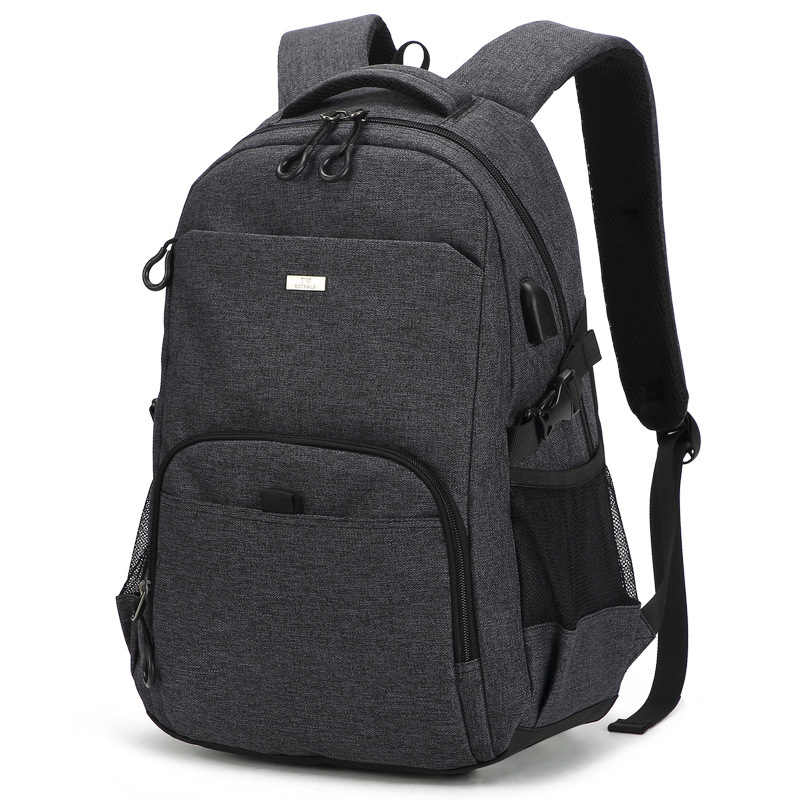 6773858c9d64 Мужские модные рюкзаки Bolsa Mochila для ноутбука 14 дюймов 15,6 дюймов  компьютер планшет школьная