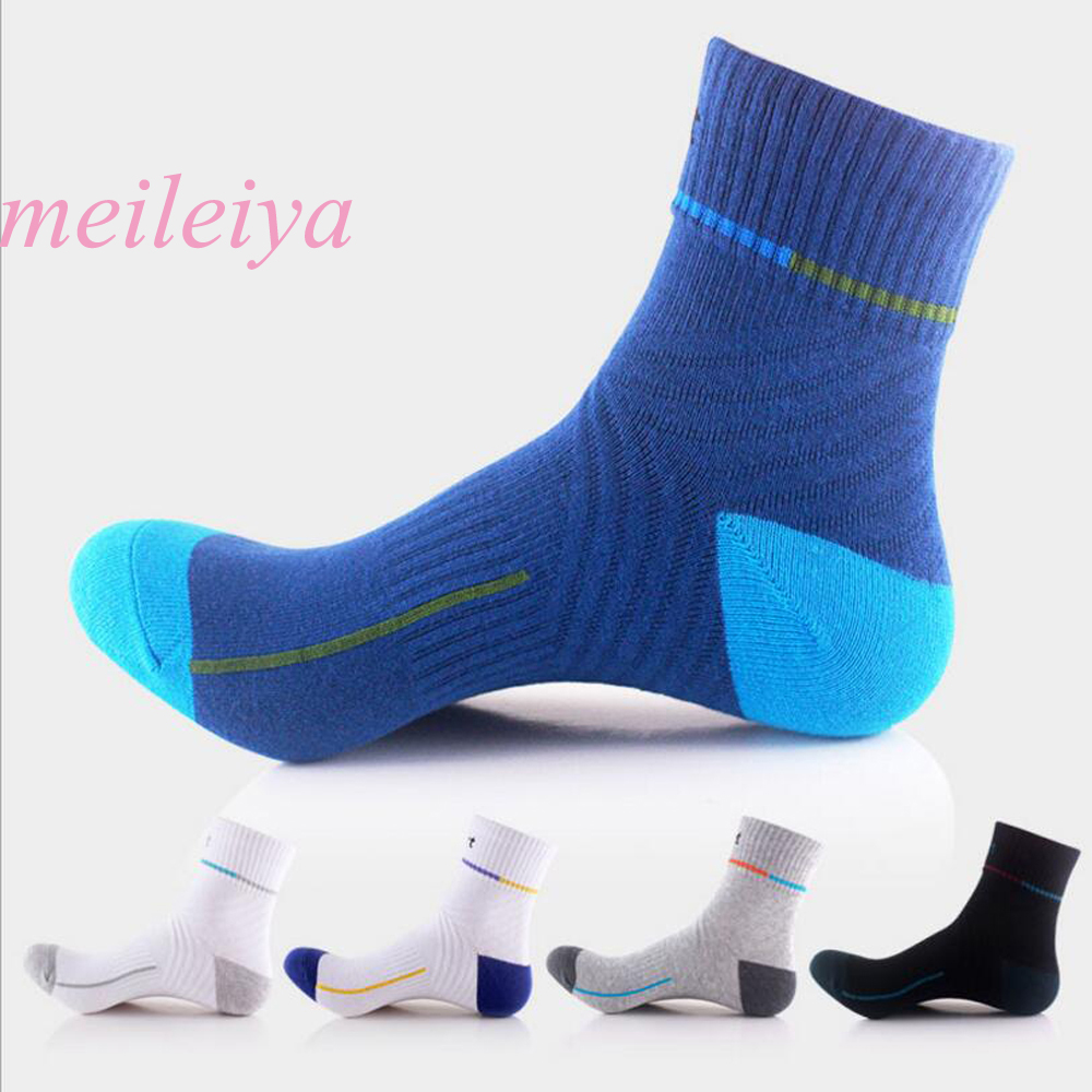 MEILEIYA 20 Pairs / Bag High Quality Cotton Socks Fashion Mens Cotton Socks Harajuku Style Mens Socks 5 Styles High-End Socks