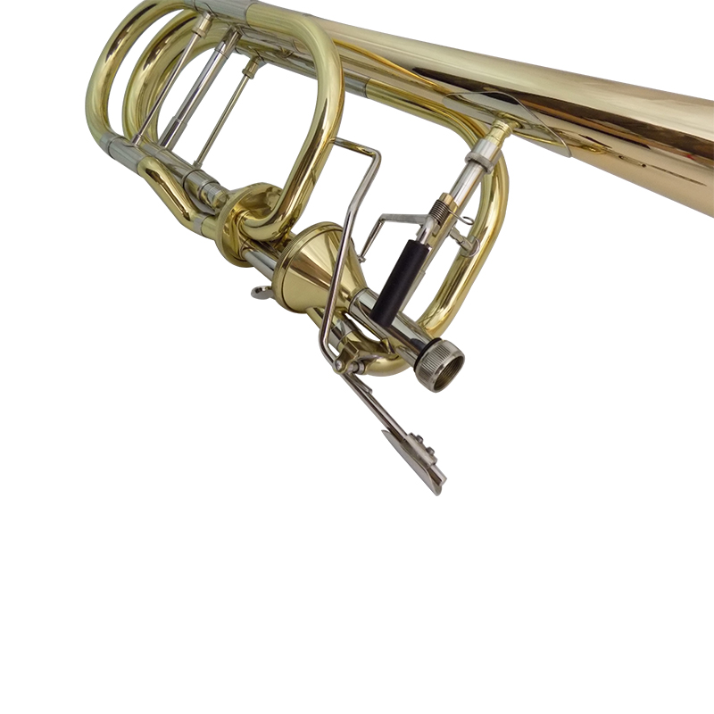 Bb F Eb D Tuning trombone musical instruments Double Thayer trombones with Case and Mouthpiece in Trombone from Sports Entertainment