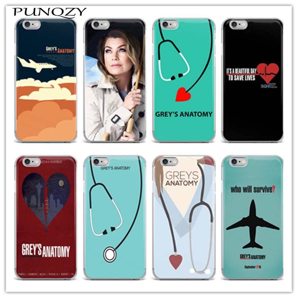 Online Shop Grey\'s Anatomy TV Show Soft TPU silicone Phone Case For ...
