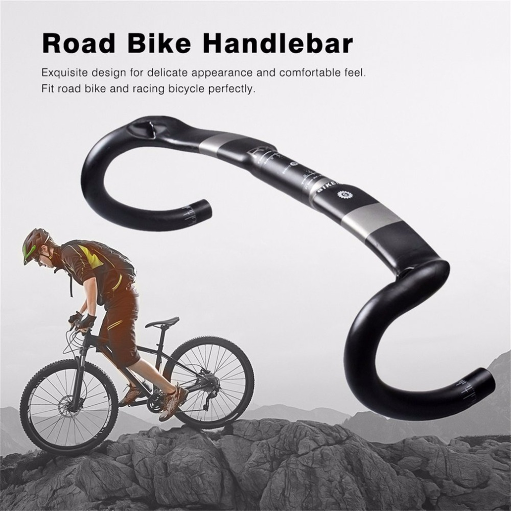 Road Bike Parts Bicycle Component Terminology Explained Veloreviews Full Carbon Fiber Handlebar Bending Handle 1000x1000