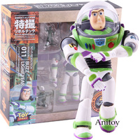 Anime Toy Story Buzz Lightyear Star Command PVC Action Figure Collectible Model Toy For Kids Boys