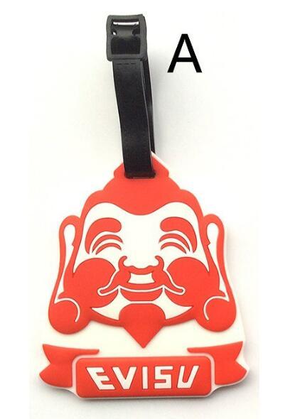 Maletas ручной работы ПВХ милые Чемодан тег новый бренд дорожные аксессуары чемодан держатель Id адрес багажа чашку Портативный Label