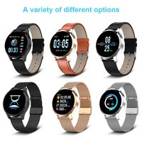ONLENY Q9 Smart Watch Waterproof Message call reminder Smartwatch men Heart Rate monitor Fashion Fitness Tracker