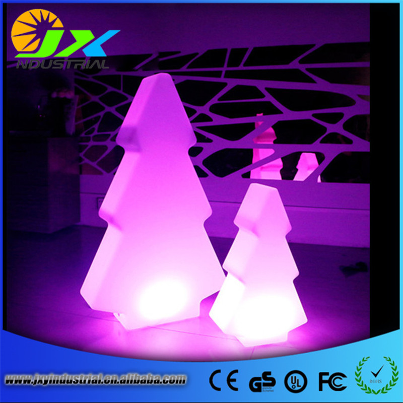 Rechargeable led Christmas trees