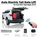 Auto Elektrische Tail Gate Lift voor Kia KX5 Sportage 2016-2018 Afstandsbediening Drive Seat Knop Controle Set Hoogte voorkomen Pinch