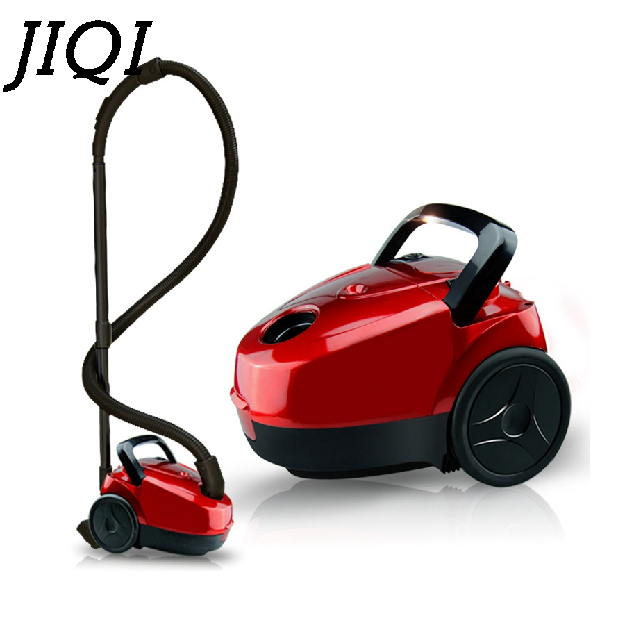 JIQI Mini Vacuum Cleaner sweeper household powerful carpet bed mites catcher cyclone dust Collector aspirator duster EU US plug басовый усилитель ampeg svt 3pro
