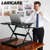 Notebook Pc SIT TO STAND OFFICE DECK With Multi Function Stander Office Parts Two Colors White