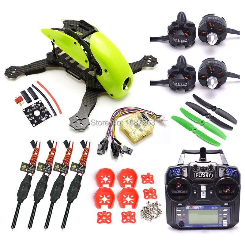 Robocat 270 270mm Carbon Fiber Racing Quadcopter Frame CC3D MT2204 Motor 12A BLHeli ESC Flysky I6