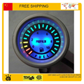 110cc 125cc 200cc 250cc LED digital  fuel indicator gasoline speedometer motorcycle accessories part water proof free shipping