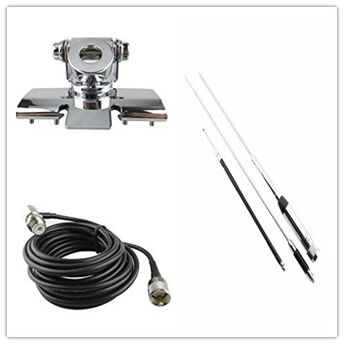 th 9800 Four band mobile Antenna HH 9000 for car radio TYT