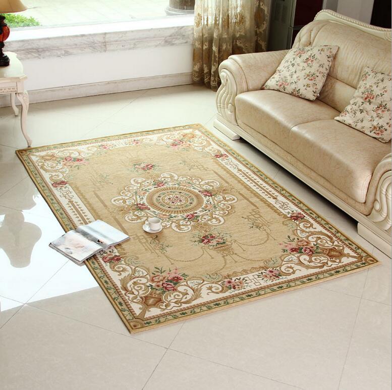 spesso SunnyRain Classica Red Carpet Per Soggiorno Tappeti Per La Casa  DA07