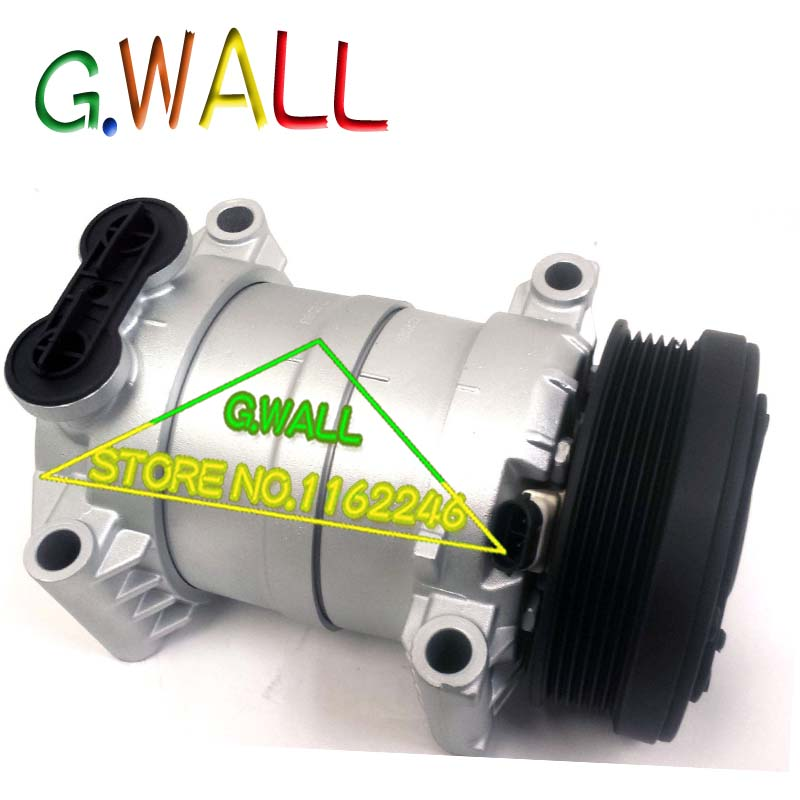 AC Compressor For Escalade For Chevrolet Blazer For Tahoe Suburban For CarGMC 15-20421 CS0120 57950 0657950 471-9166