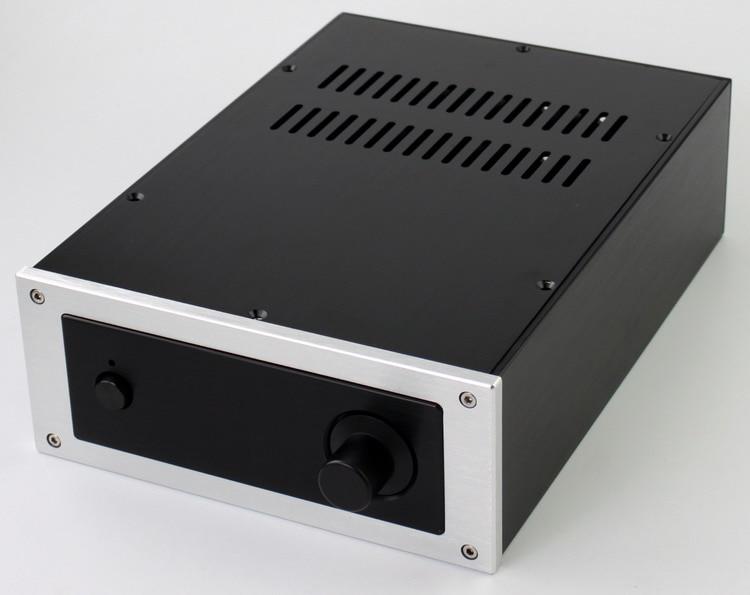 ФОТО YJ WA49 All amplifier case power amplifier chassis aluminium chassis aluminum amplifier enclosure amplifier case