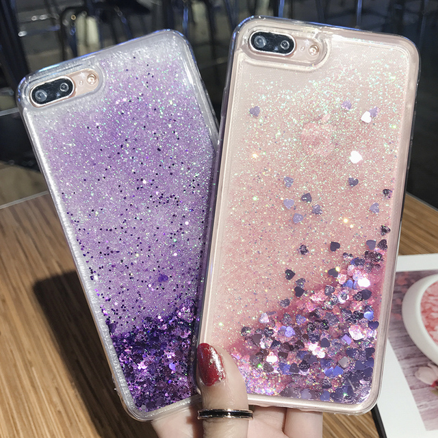 For OPPO RX17 Neo Case  OPPO RX17 Neo Luxury Dynamic Liquid Glitter soft case On For OPPO RX17 Neo CPH1893 OPPO RX 17 RX17Neo