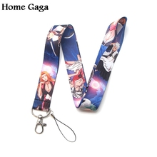 Homegaga BLEACH Movie style Multi-function Mobile Phone Straps Tags Lanyards for keys ID Lanyard Badge Neck webbing D1875