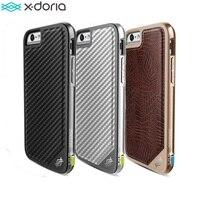 X Doria Defense Lux For IPhone 6S 6 Military Grade Drop Tested TPU Aluminum Premium Protective