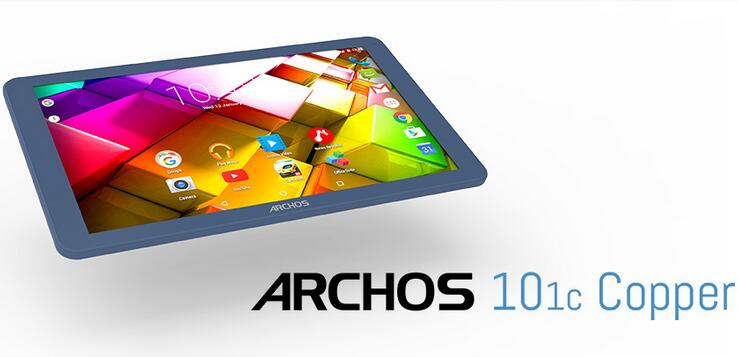 Blue in Stock New For 10 1 ARCHOS 101C COPPER Tablet touch screen digitizer sensor glass