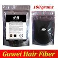 Fiberr fibras del edificio del pelo powder 27.5g 0.97 oz + bolsa de recambio 100g + fibras aplicador/bomba de un conjunto de fibras de adelgazamiento de pérdida de cabello