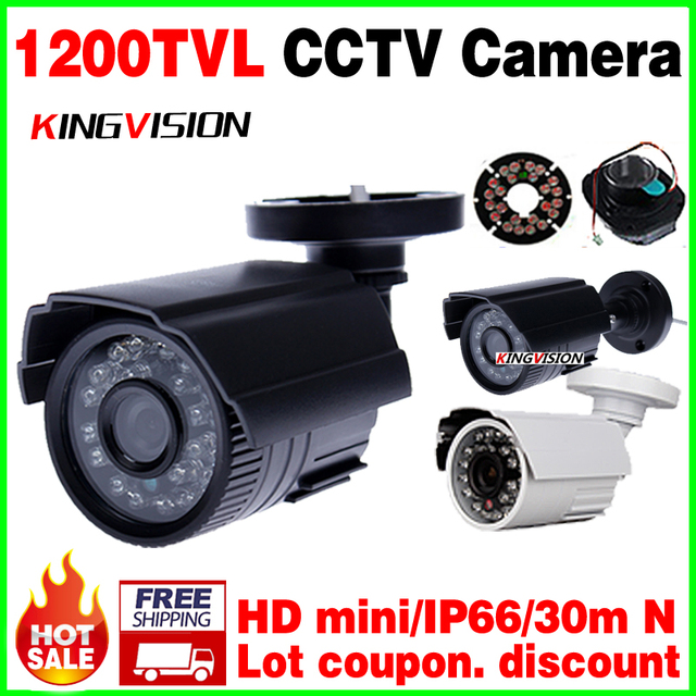 8.28biggest Sale! 1200TVL small Outdoor Waterproof IP66 CCTV Security Color Mini HD Camera 24led IR infrared Night Vision Bracke