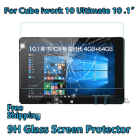 Glass Screen Protector For Cube Iwork10 Ultimate 10 1 Tablet Pc Cube Iwork 10 Ultimate Screen