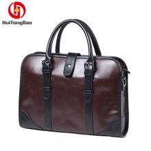 купить Man Fashion Bag Handbags Leather Crossbody Shoulder Hand Bags Fashion Style Clutch Bag Patchwork Busines Men Handbags In Stock по цене 3591.99 рублей