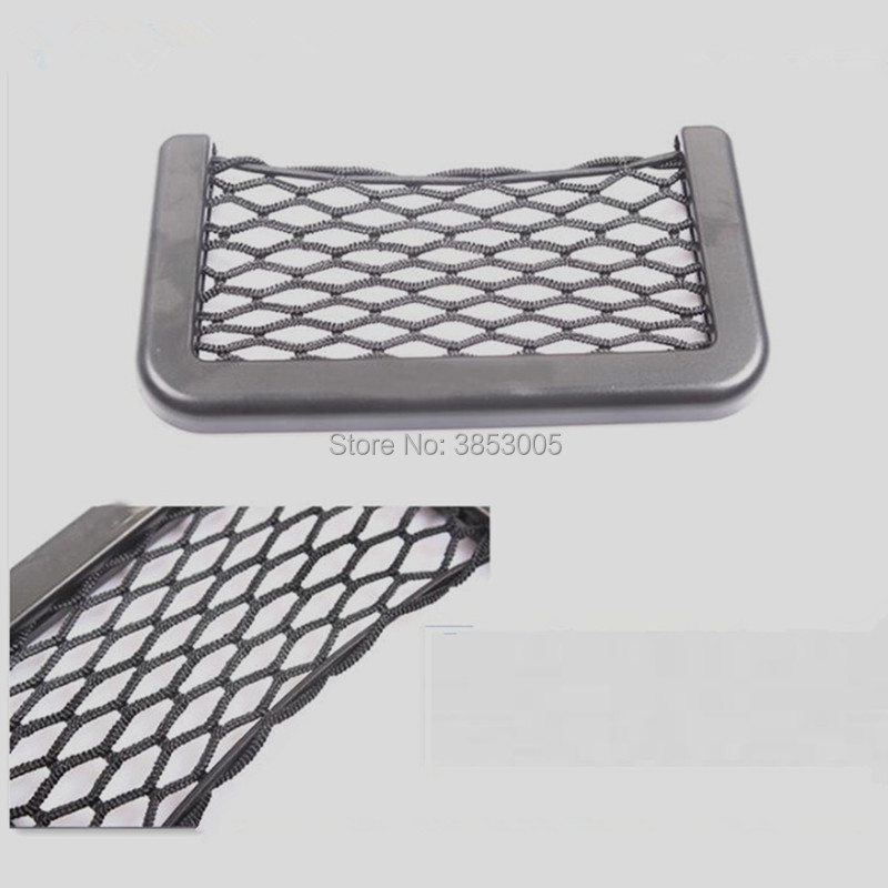 Car Net Bag Organizer Nets Car Syling Bag Storage for bmw serie 1 alfa romeo hyundai tucson <font><b>2017</b></font> golf 7 ford fiesta <font><b>audi</b></font> <font><b>a4</b></font> image