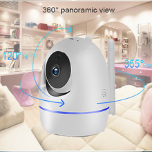3.0MP IP Camera  Wireless Wifi Wi-Fi Monitor Night Vision Automatic Tracking Home Security Ip CM.Y26