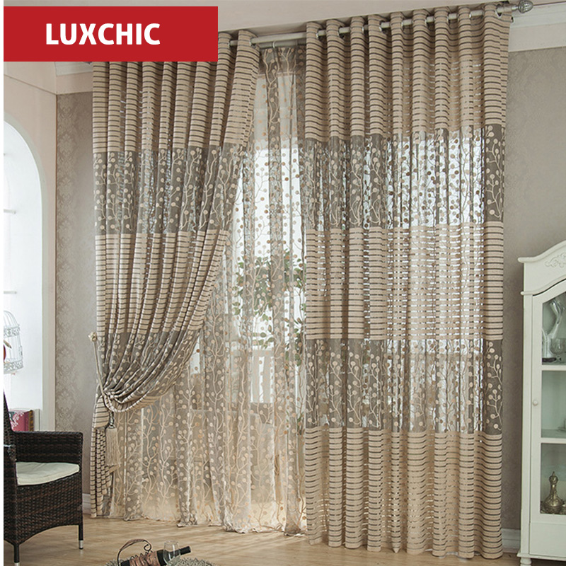 1PC Window Curtains for the Bedroom Fancy Children Modern blackout ...