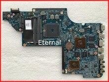 650854-001 For Hp Pavilion DV6 Laptop motherboard  DDR3 ATI HD6750 1GB Memory 100%test