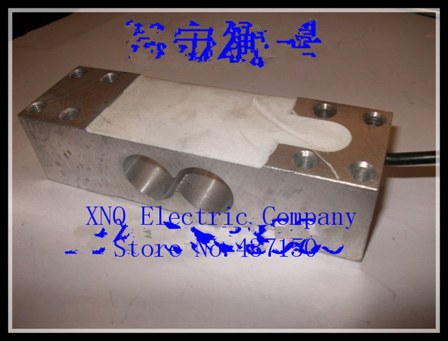Weighing sensor  pressure sensor scale sensor load cell  400KG ,free shipping