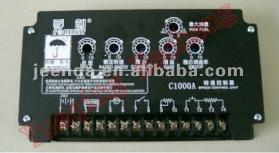 C1000A speed control unit for Fortust  блок наружный ballu bswi out 18hn1 ep 15y