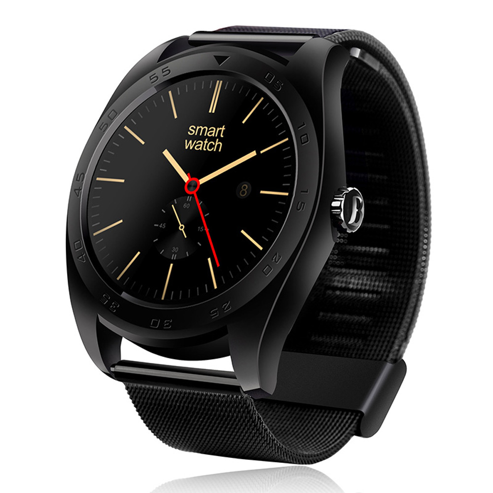 Wholesale Heart Rate Monitor Smart Watch For IOS Android with Pedometer Message Reminder WhatsApp Notification Facebook Twitter kaimorui smart watch gt88 sleep monitor pedometer smart electronics support heart rate monitor for ios android smart watches