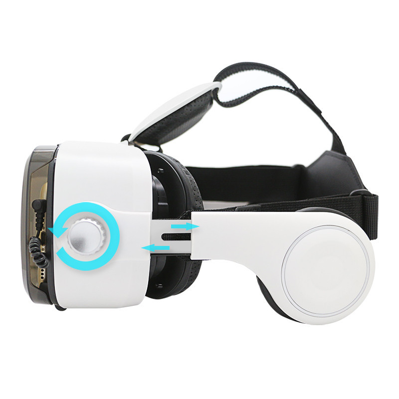 14Casque 3D VR réalité virtuelle