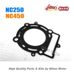 64 NC250 NC300 Cylinder Head Gasket 300cc ZONGSHEN Engine Parts NC RX3 ZS177MM For KAYO Motoland BSE Megelli Asiawing Xmoto