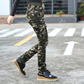 Breeches Military Army camouflage women pants Slim Skinny Ladies Camouflage Trousers Fashion Tie UP Female Femme Puls Size 2xl