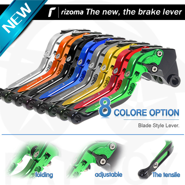 ФОТО Brake Clutch Levers CNC For Triumph Speed Triple Street Triple R 675 1050  Daytona 675 Motorcycle Adjustable Lever with Adjuster