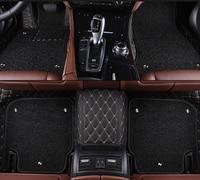 Kalaisike Custom Car Floor Mats For Cadillac All Models SRX CTS Escalade ATS XTS SLS CT6